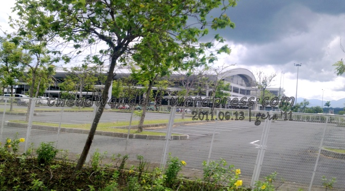 Iloilo International Airport (arrival)
