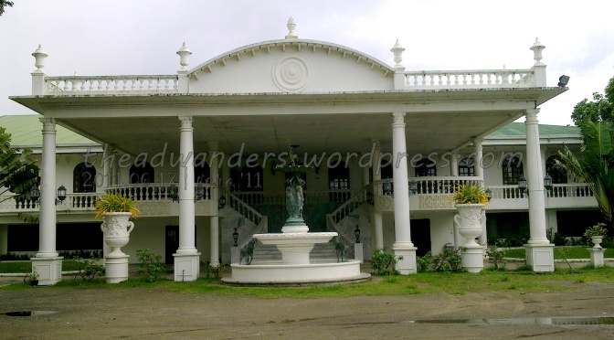 Punta Villa Iloilo: a garden estate away from the city (Part 1)