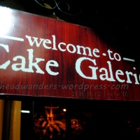 Home Avenue Cake Galerie: My sweetest spot in Davao