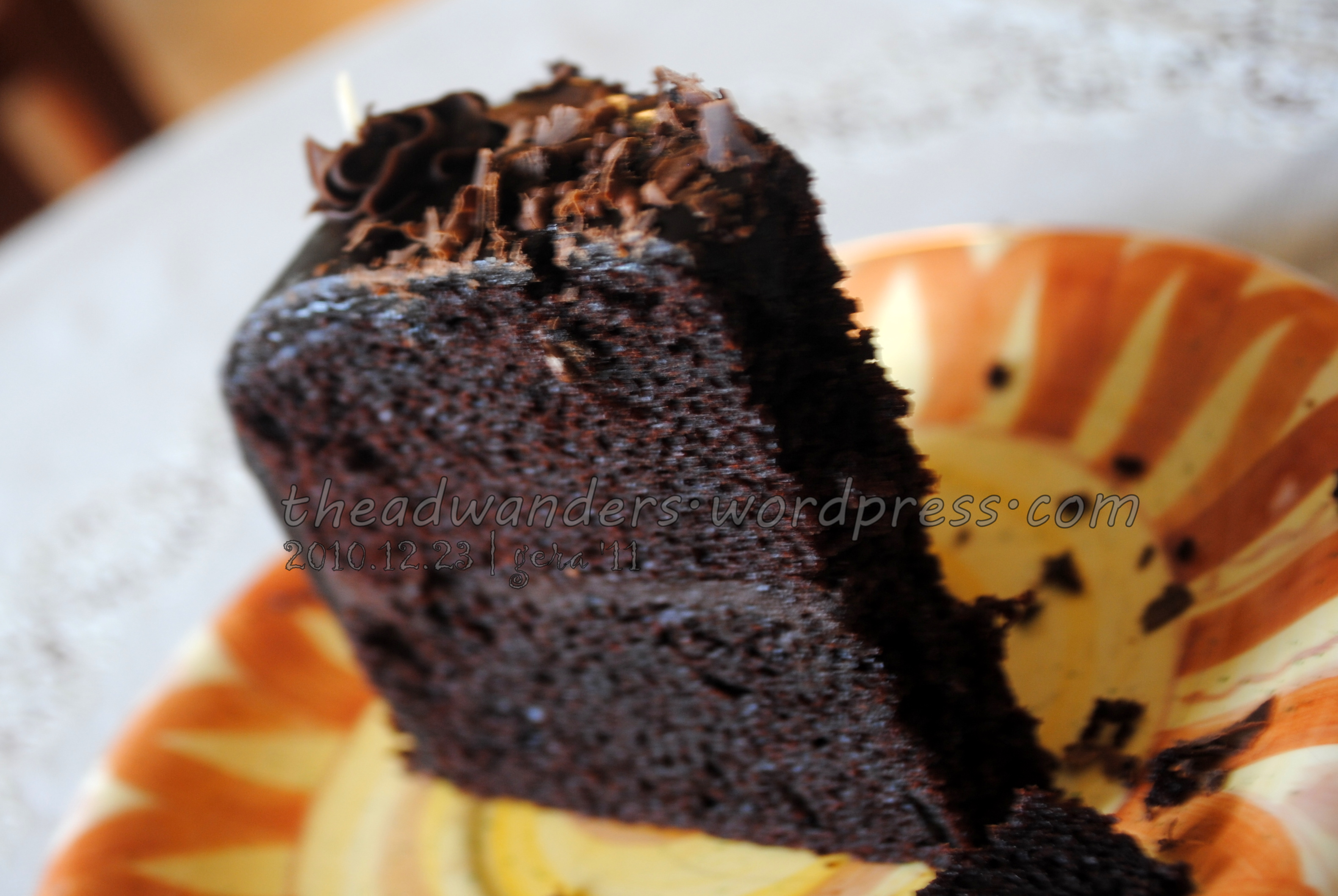 Super Moist Chocolate Cake Mix