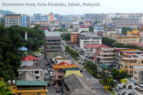 Downtown KK