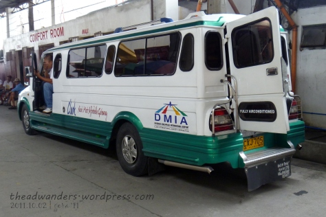 AC Shuttle to DMIA (Clark Airport)