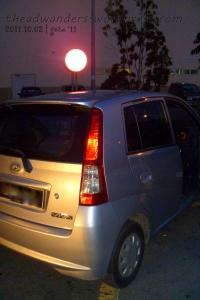 Zuldee's car