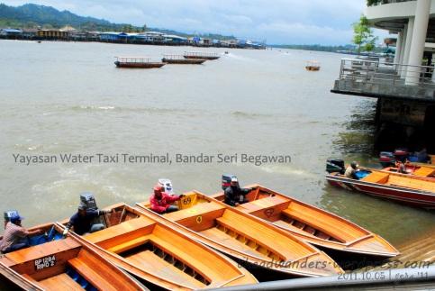 Water Taxi Terminal