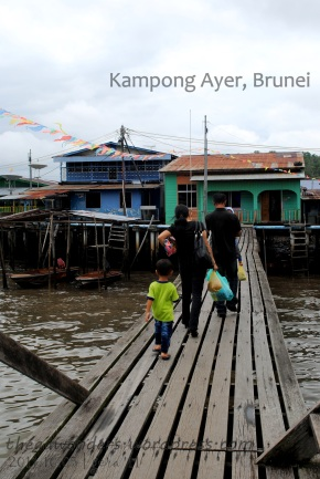 Welcome to Kampong Ayer