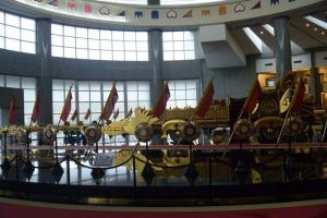 The Sultan's Golden Chariot