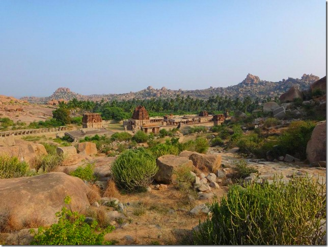 Achyutaraya Temple - Hampi