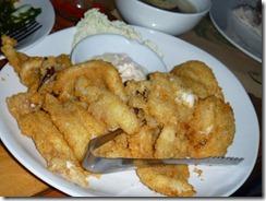 Capiz - Seafood Capital - Calamari