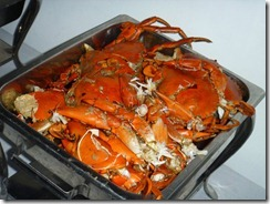 Capiz - Seafood Capital - Crabs