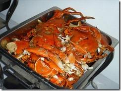 Capiz - Seafood Capital - Crabs
