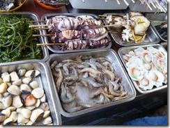 Capiz - Seafood Capital - Dampa Choices