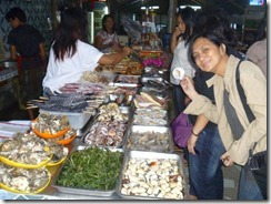Capiz - Seafood Capital - Dampa Style Choosing
