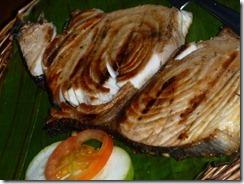 Capiz - Seafood Capital - Inihaw na Isda