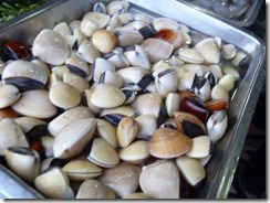 Capiz - Seafood Capital - Nylon Clams