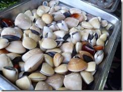 Capiz - Seafood Capital - Nylon Clams