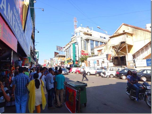 CS Experience India-Bangalore-Mamtha-Brigade Road