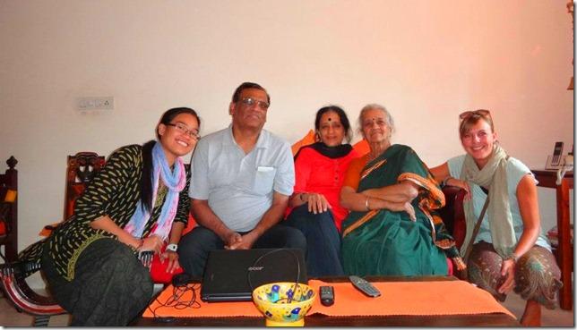 CS Experience India-Bangalore-Mamtha-Family