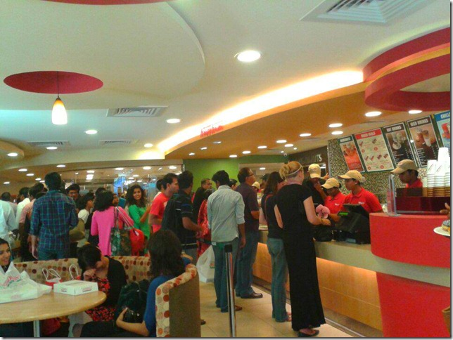 CS Experience India-Bangalore-Mamtha-KKD Store