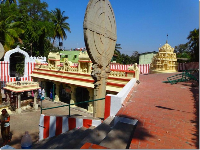 CS Experience India-Bangalore-Mamtha-Temple
