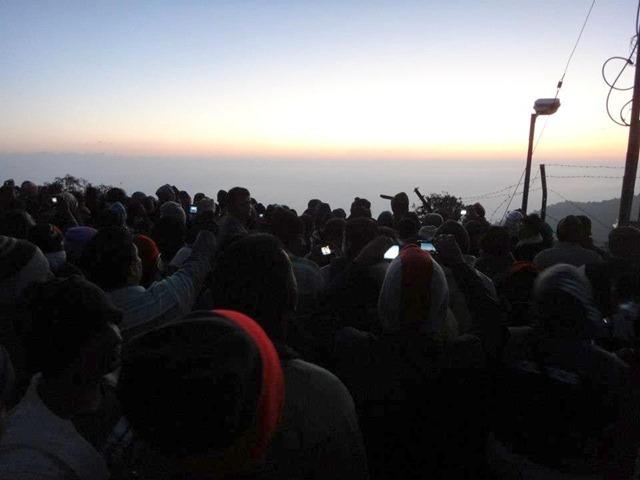 FotoFolio Darjeeling Sunrise at Tiger Hill