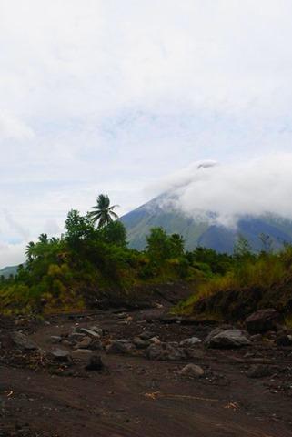 Mayon Volcano - Ash Trek