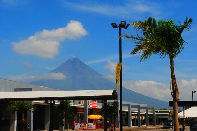 Mayon Volcano Terminal