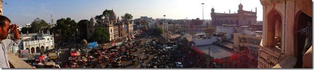 Viahe Vlogs - Charminar - Palace Hospital and Mecca Masjid