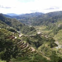 Banaue Rice Terraces: 1000 peso bill edition