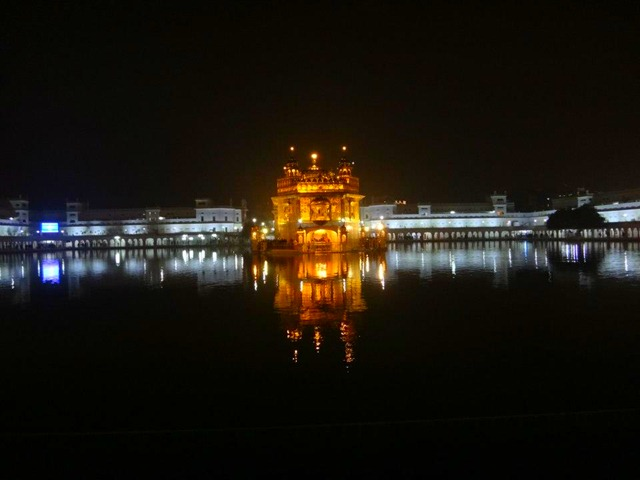 Amritsar - Golden Temple Center