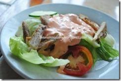 Day's Hotel Tagaytay - Breakfast Caesar's Salad