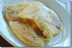 Day's Hotel Tagaytay - Breakfast Korean Pancakes