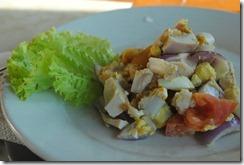 Day's Hotel Tagaytay - Breakfast Salted Egg Salad