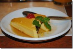 Day's Hotel Tagaytay - Dessert Leche Flan Custard Pie