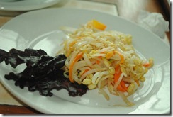 Day's Hotel Tagaytay - Mongo Sprout Salad