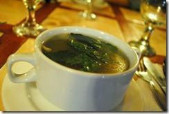 Day's Hotel Tagaytay - Tinola Soup