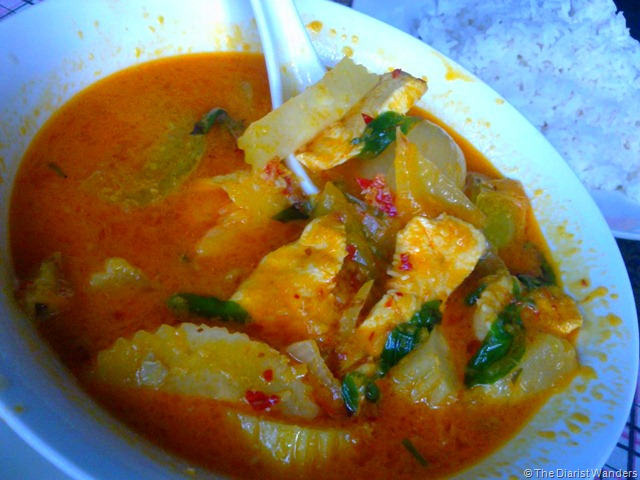 Foodie Friday - Goodness of Stall 29 - Chicken Amok