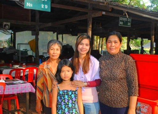 Foodie Friday: Khmer Goodness At Stall No. 29, Angkor Wat Complex, Siem reap