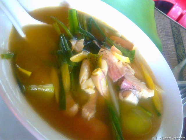 Foodie Friday - Goodness of Stall 29 - Fish in Lemon Grass Soup