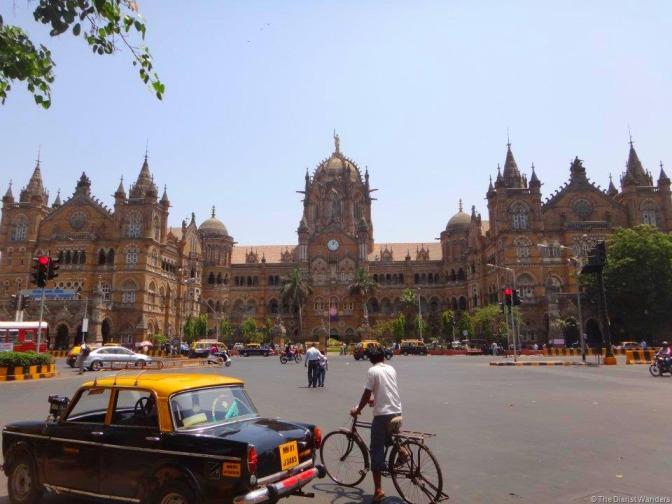 FotoFolio: Walking Tour of South Bombay (Images of Colonial Mumbai)