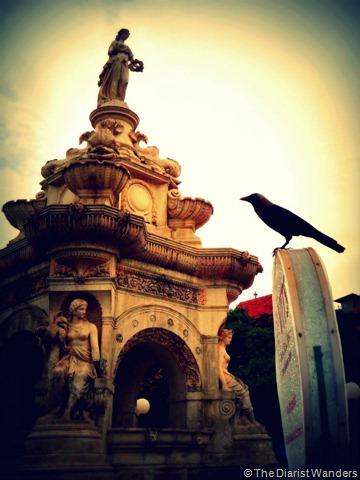 FotoFolio - South Mumbai - Hutatma Chowk - Flora Fountain