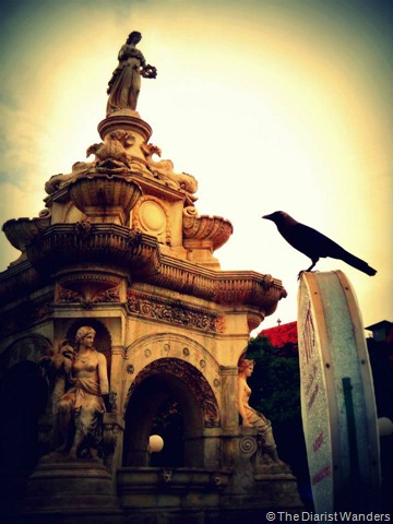 FotoFolio - South Mumbai - Hutatma Chowk - Flora Fountain