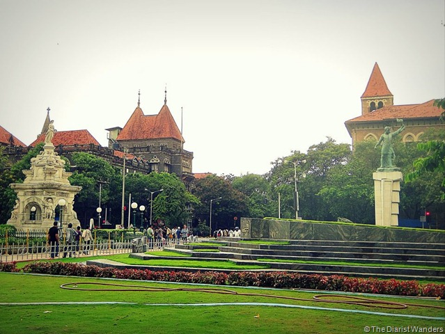 FotoFolio - South Mumbai - Hutatma Chowk