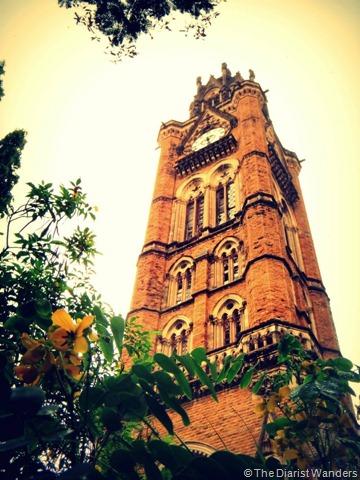 FotoFolio - South Mumbai - Rajabai Clock Tower