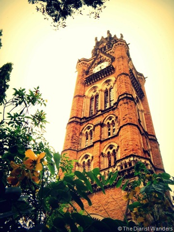 FotoFolio - South Mumbai - Rajabai Clock Tower