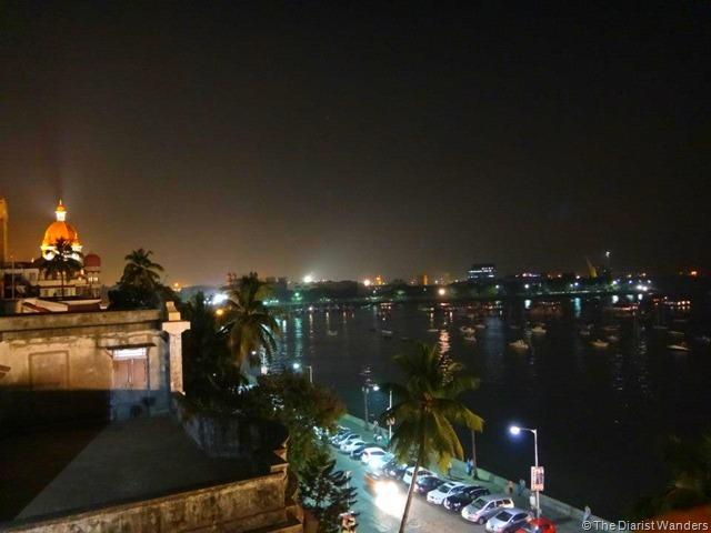 FotoFolio - South Mumbai - Taj Hotel Dome and Arabian Sea