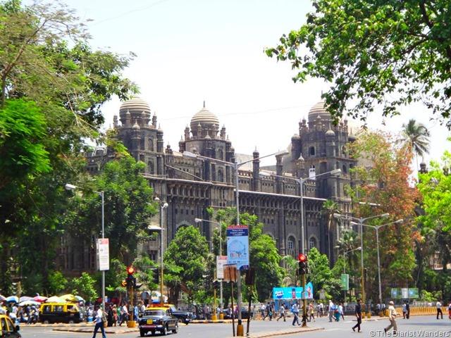 FotoFolio - South Mumbai - Unidentified Building