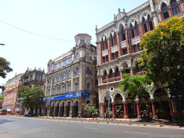 FotoFolio - South Mumbai - Unidentified Buildings