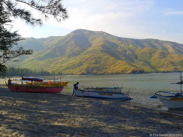 My 25th in Travel - April Escape to Nagsasa Cove in Zambales