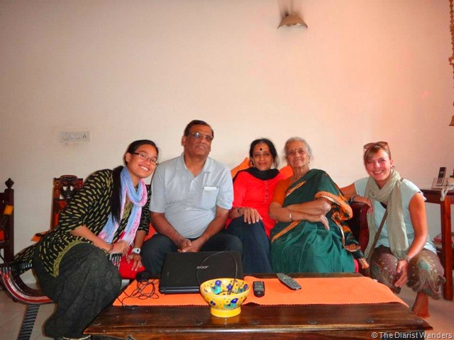 My 25th in Travel - February CSing with the Sharmas in Bangalore