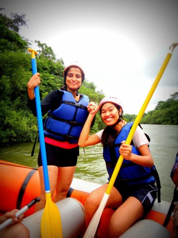 My 25th in Travel - July Kundalika River Rafting